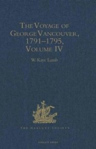 Baixar The Voyage of George Vancouver, 1791-1795: Volume 1 pdf, epub, eBook
