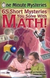 Baixar One Minute Mysteries: 65 Short Mysteries You Solve With Math! pdf, epub, ebook