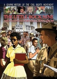 Baixar The Little Rock Nine and the Fight for Equal Education pdf, epub, eBook