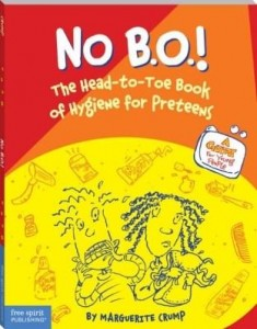 Baixar No B.O.!: A Head-to-Toe Book of Hygiene for Preteens pdf, epub, ebook