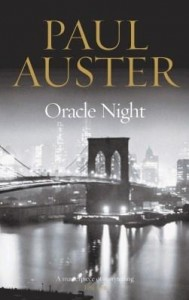 Baixar Oracle Night pdf, epub, eBook