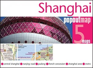 Baixar Shanghai popout map pdf, epub, ebook