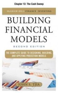 Baixar Building Financial Models, Chapter 13 – The Cash Sweep pdf, epub, ebook