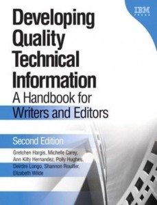 Baixar Developing Quality  Technical Information: A Handbook for Writers and Editors pdf, epub, eBook