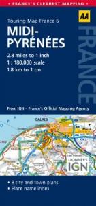 Baixar Road map midi-pyrenees pdf, epub, ebook