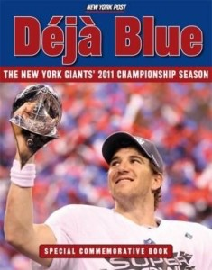 Baixar Deja Blue: The New York Giants' 2011 Championship Season pdf, epub, eBook