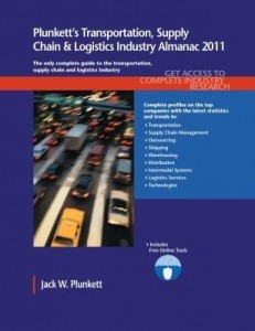 Baixar Plunkett's Transportation, Supply Chain & Logistics Industry Almanac 2011 pdf, epub, eBook