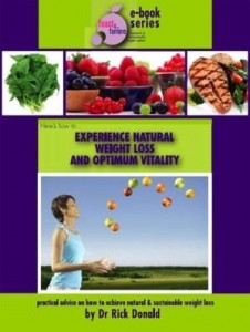 Baixar Here's how to experience natural weight loss and optimum vitality! pdf, epub, eBook