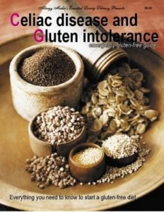 Baixar Celiac Disease and Gluten Intolerance Emergency Gluten-Free Guide pdf, epub, eBook