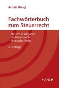 Baixar Fachworterbuch zum steuerrecht pdf, epub, eBook