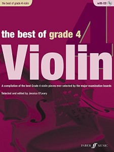 Baixar Best of grade 4 violin, the pdf, epub, eBook
