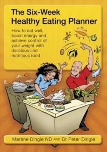 Baixar The Six Week Healthy Eating Planner pdf, epub, eBook