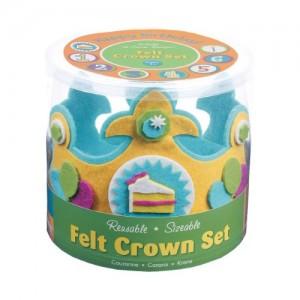 Baixar Happy birthday! felt crown set pdf, epub, eBook