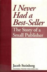 Baixar I never had a best-seller pdf, epub, ebook