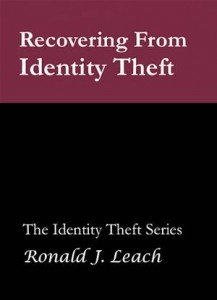Baixar Recovering from identity theft pdf, epub, eBook