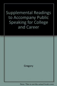Baixar Public speaking for college and career pdf, epub, ebook