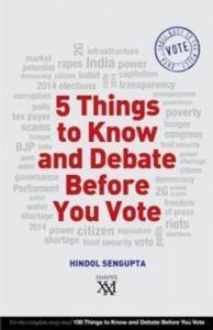 Baixar 5 things to know and debate before you vote pdf, epub, ebook