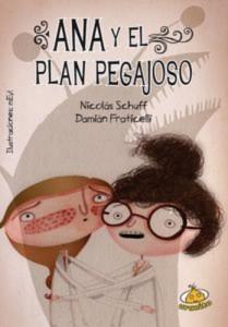 Baixar Ana y el plan pegajoso pdf, epub, eBook