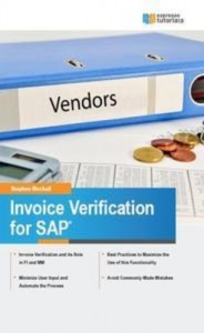 Baixar Invoice verification for sap pdf, epub, ebook