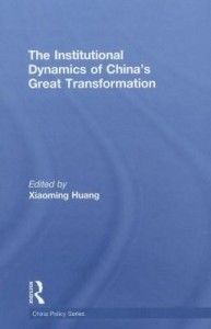 Baixar The Institutional Dynamics of China's Great Transformation pdf, epub, eBook