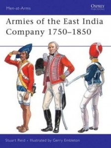 Baixar Armies of the East India Company 1750-1850 pdf, epub, ebook