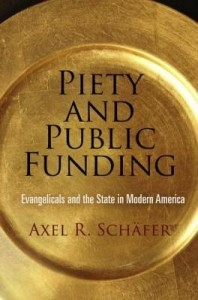 Baixar Piety and Public Funding: Evangelicals and the State in Modern America pdf, epub, ebook