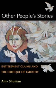 Baixar Other people's stories: entitlement claims and pdf, epub, ebook