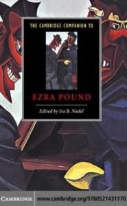 Baixar The Cambridge Companion to Ezra Pound pdf, epub, eBook