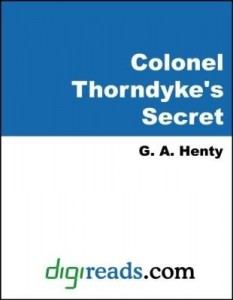 Baixar Colonel Thorndyke's Secret pdf, epub, ebook