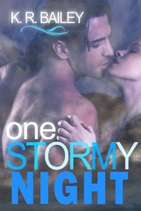 Baixar One stormy night pdf, epub, eBook