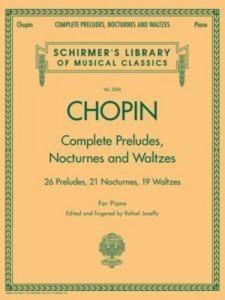 Baixar Complete preludes, nocturnes & waltzes pdf, epub, eBook