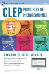 Baixar Clep principles of microeconomics w/ online pdf, epub, eBook