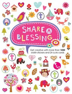 Baixar Share a blessing pdf, epub, ebook