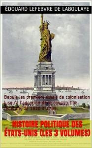 Baixar Histoire politique des etats-unis (les 3 volumes) pdf, epub, ebook