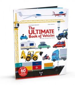 Baixar Ultimate book of vehicles, the pdf, epub, eBook