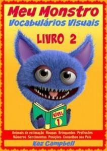 Baixar Meu monstro – vocabularios visuais – nivel 1 – pdf, epub, eBook