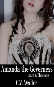 Baixar Amanda the governess: charlotte pdf, epub, ebook