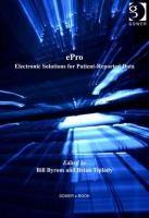 Baixar ePro: Electronic Solutions for Patient-Reported Data pdf, epub, ebook