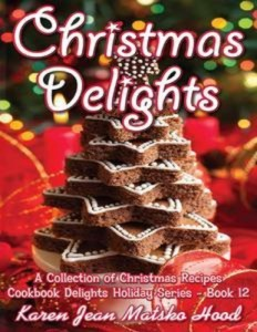 Baixar Christmas delights cookbook pdf, epub, ebook