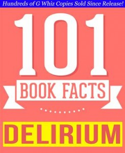 Baixar Delirium series – 101 amazingly true facts pdf, epub, eBook
