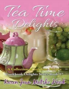 Baixar Tea time delights cookbook pdf, epub, eBook