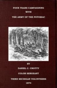 Baixar Four years campaigning in the army of the potomac pdf, epub, eBook