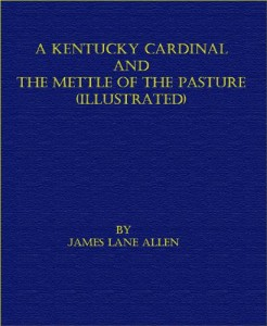 Baixar Kentucky cardinal and the mettle of the pdf, epub, eBook