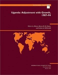 Baixar Uganda: adjustment with growth, 1987-94 pdf, epub, eBook