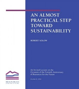Baixar Almost practical step toward sustainability, an pdf, epub, eBook