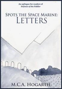 Baixar Spots the space marine: letters pdf, epub, eBook
