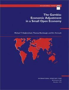 Baixar Gambia: economic adjustment in a small open pdf, epub, eBook