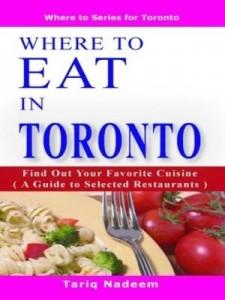 Baixar Where to Eat in Toronto pdf, epub, eBook