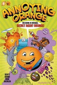Baixar Annoying orange #1: secret agent orange pdf, epub, eBook
