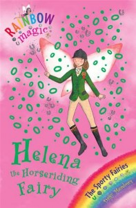 Baixar Sporty fairies: 57: helena the horseriding pdf, epub, ebook